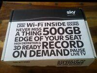 sky box hd £40