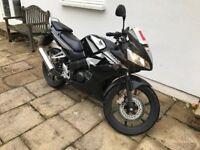 Honda CBR 125 RW-9 Motorbike Immaculate Low Mileage Not Kawasaki Yamaha KTM