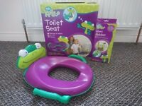 Toilet training – Toilet seat reducer