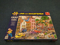Jan Van Haasteren 1500 piece comic puzzle