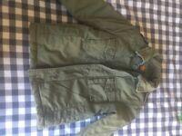 Green light coat