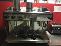 Professional expobar coffee machine