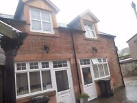Former coaching house,Located in a quite meuse lane in the heart of Dumfries.One bedroom