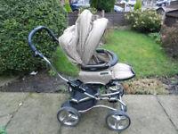 3in1 Bebecar pram baby stroller buggy