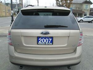 2007 Ford Edge SEL PLUS Kitchener / Waterloo Kitchener Area image 4