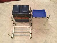 """Match Box Gold Plus"", 5 Drawer Seat Box"