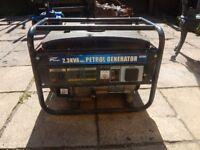 pro user 2.3 kva g2300 generator