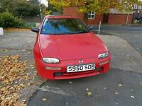 MAZDA 323 LOW MILES ONLY 63000 ONLY £250