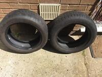 Goodyear excellence Mini tyres run flat 195/55R16 87H