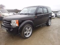 Landrover Discovery TD V6 Automatic 7 Seater 2006-06-Plate