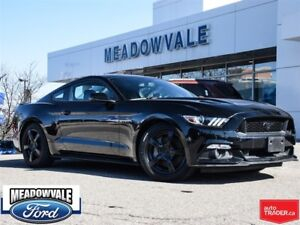 2016 Ford Mustang GT, LEATHER, NAVIGATION