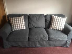 3 seat Ikea sofa