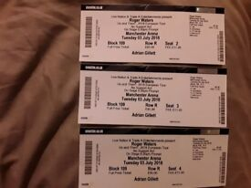 3 ROGER WATER'S US AND THEM TICKET'S 4 SALE