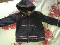 girls designer coat age 3 yrs