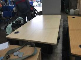 Two desks for sale £20 each need gone asap