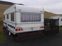 Ci Wilk deluxe sited caravan at LLanrystud sleeps 5/6 fixed bed ...