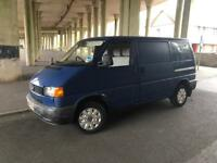 Vw t4 Transporter blue long mot