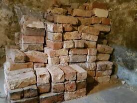 Red Bricks-Free for collection