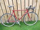 Carrera Virtuosa retro vintage road bike