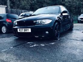 Bmw 123d twin turbo remapped