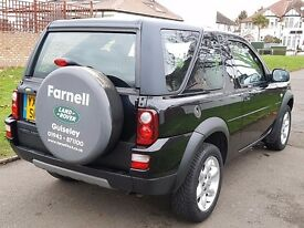 Land Rover Freelander 1.8 XEi Special Edition Hard Top, FSH, Free Warranty