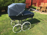 Silver Cross Marlborough/Balmoral Pram & Accessories
