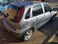 Vauxhal corsa 1.2 ..1 full year.mot .low mile.@.only 74k looks an drives great .2004.reg ..