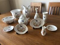 Aynsley Cottage Garden Pieces
