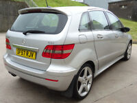 MERCEDES-BENZ B CLASS 2.0 B200 CDI SE 5d AUTO 139 BHP A GREAT STORY WITH 9 SERVICE STAMPS