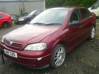 VAUXHALL ASTRA ENGINE / GEARBOX / PARTS