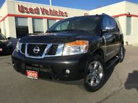 2012 Nissan Armada PLAT - NAVI - BACK UP CAMERA -