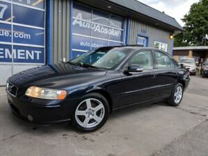 2007 Volvo S60 Cuir + Toit
