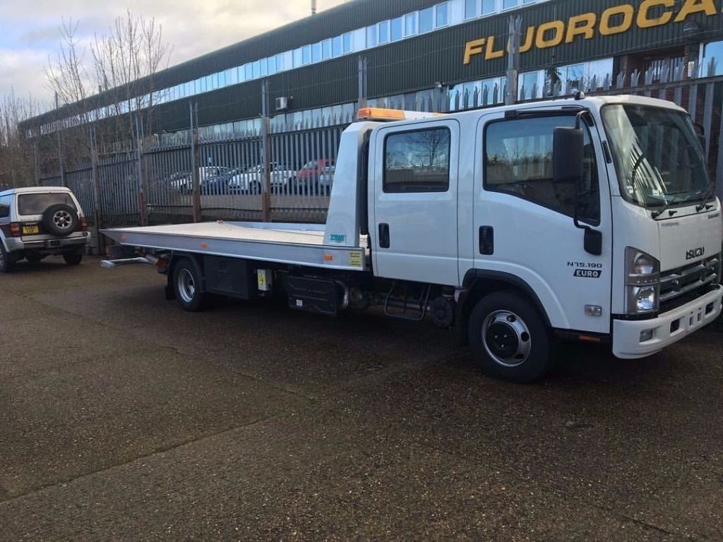 24 7 Cheap Van Car Recovery Braekdown Vehicle Jump Start Tow Trucks