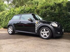 Mini Cooper with high spec and low mileage