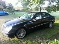 Mercedes E200 Kompressor Sport
