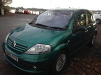 C3 automatic low miles not long serviced