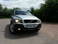 VOLVO XC 90 D5 2.4 SE AWD SEMI-AUTO (Silver) Perfect drive, Minor scuff to rear bumper