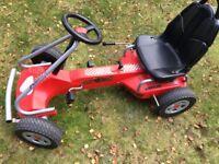 GO- KART - Kettler Pedal Go-Kart In very good Condition