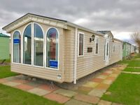 Luxury 2 bed holiday home for sale - sited on 4 Star Regent Bay Holiday Park - Deposit from 10%
