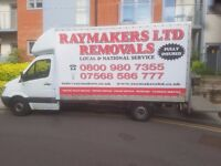 Professional Removals Company, House Removals, Man and Van Services in Milton Keynes