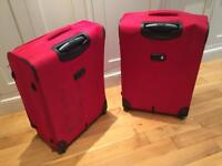 Antler suitcases