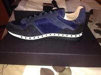 Valentino sneakers size 9 brand new