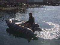 Tohatsu 3.5hp Outboard Engine