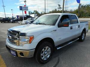 "2013 Ford F-150 4WD SuperCrew 145"" X"