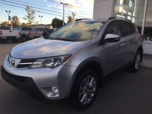 2014 Toyota RAV4 LIMITED TECH PKG!