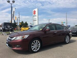 2014 Honda Accord Sedan Touring ~Nav ~RearView Camera ~P/H/Seats