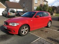 BMW 1 series, 2ltr Turbo Diesel