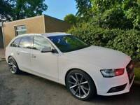 July 2012 (Facelift) Audi A4 Avant 2.0 Tdi Technik 163bhp, Black Edition Styling & New 19INCH ALLOYS