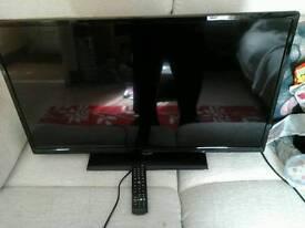 "32"" HD DVD LED TELEVISION"