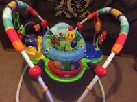 Baby Einstein jumperoo/ activity centre
